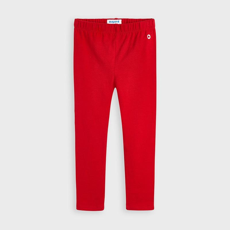 MAYORAL 717 RED LEGGINGS - Cherubs