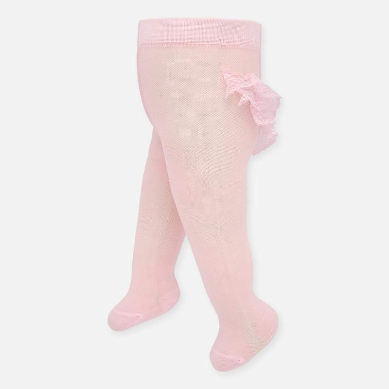 MAYORAL 9233 PINK TIGHTS - Cherubs
