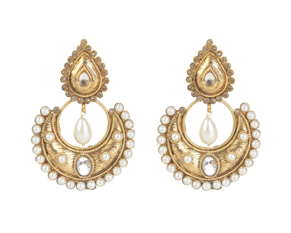 balis earrings chand bali earrings gali717 6677