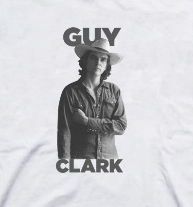 Guy Clark Classic T (Silver)