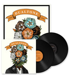 In Case You Missed It: 15 Years of Dualtone (Black Vinyl & Lithograph Bundle)