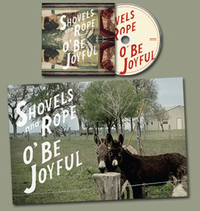 O' Be Joyful (CD)