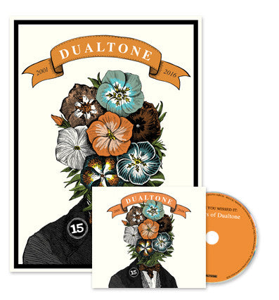 In Case You Missed It: 15 Years of Dualtone (CD & Lithograph Bundle)