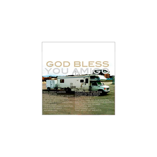 God Bless You Amigo / Favorite Waitress Bundle (Digital Download)