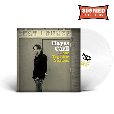 Alone Together Sessions (Signed Ltd. Edition LP)