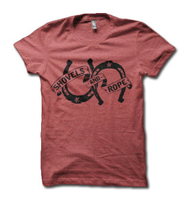 Shovels & Rope Horseshoe Shirt