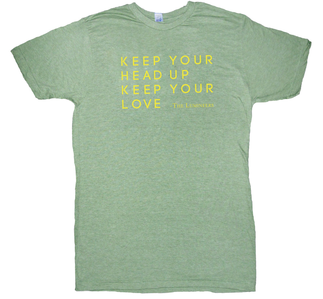 Lumineers Stubborn Love (Shirt)
