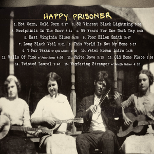 Happy Prisoner: Bluegrass Sessions (CD)