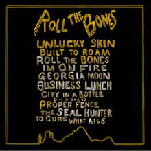 Load image into Gallery viewer, Roll The Bones X (CD) (Pre-Order)