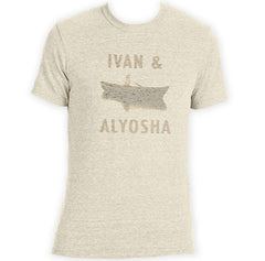 Ivan & Alyosha 'It's All Just Pretend' T-shirt