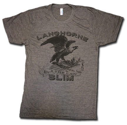 Langhorne Slim + The Law Eagle Shirt