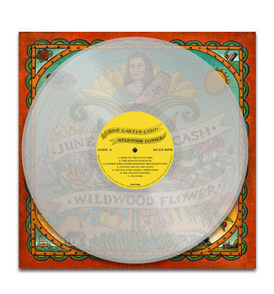 June Carter Cash - Wildwood Flower (Vinyl)