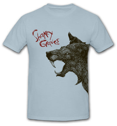 Shakey Graves Wolf Shirt Dualtone Music Group