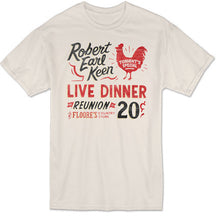 Load image into Gallery viewer, Live Dinner Reunion (Shirt)