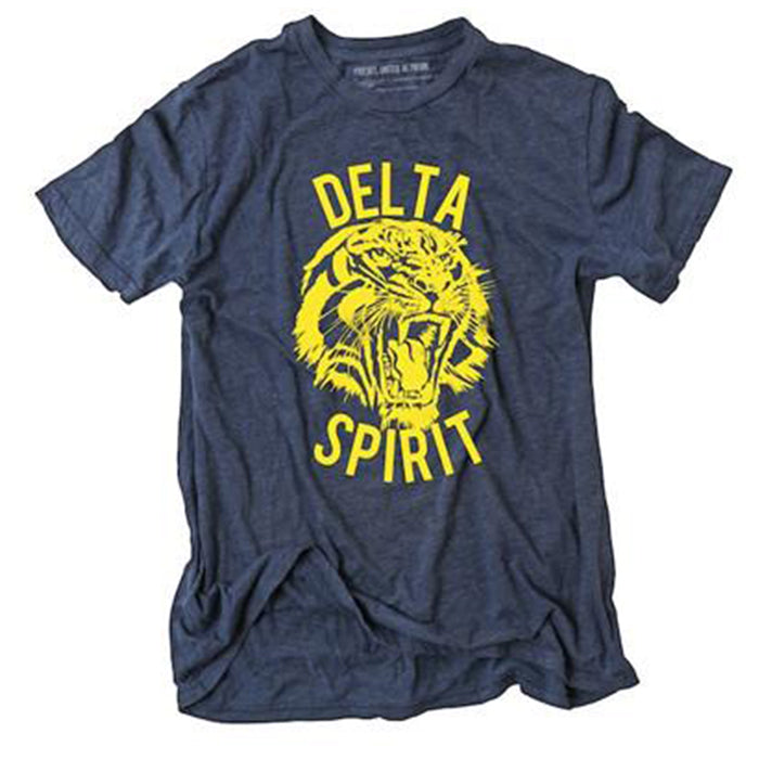 Delta Spirit Tiger (Shirt)