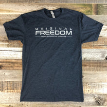 Load image into Gallery viewer, Original Freedom Crew Tee- Indigo