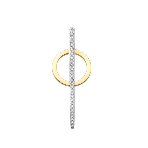 CIRCLE EARRING - Chérut FINE JEWELRY