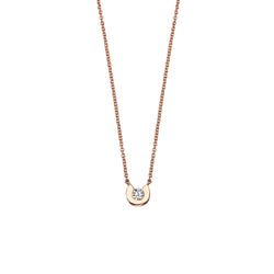 C MOI DIAMOND NECKLACE - Chérut FINE JEWELRY