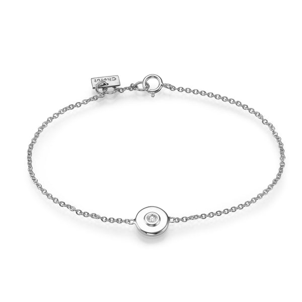 DIAMOND EYE BRACELET