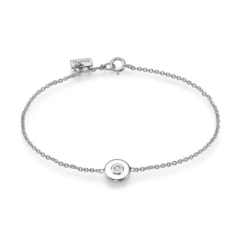 DIAMOND EYE BRACELET - Chérut FINE JEWELRY