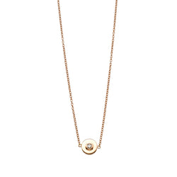 DIAMOND EYE NECKLACE - Chérut FINE JEWELRY