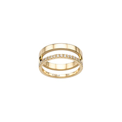 GOLD & DIAMONDS RING - Chérut FINE JEWELRY