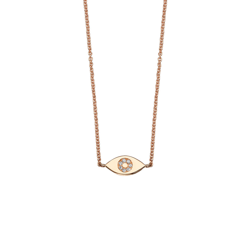 GOOD EYE NECKLACE - Chérut FINE JEWELRY