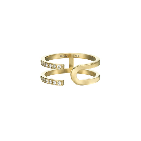 OPEN RING - Chérut FINE JEWELRY