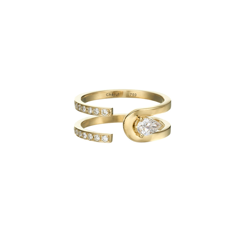 POIRE RING - Chérut FINE JEWELRY