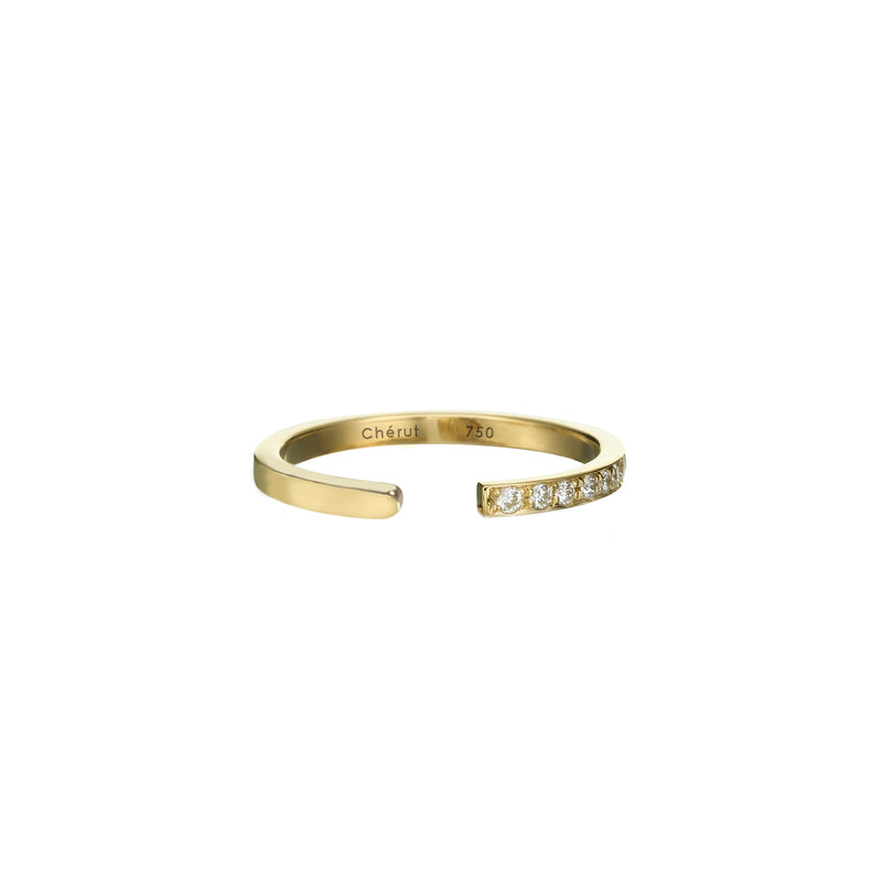 SINGLE RING - Chérut FINE JEWELRY