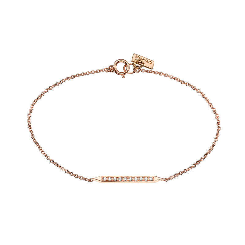 SUGARKANE DIAMOND BRACELET - Chérut FINE JEWELRY