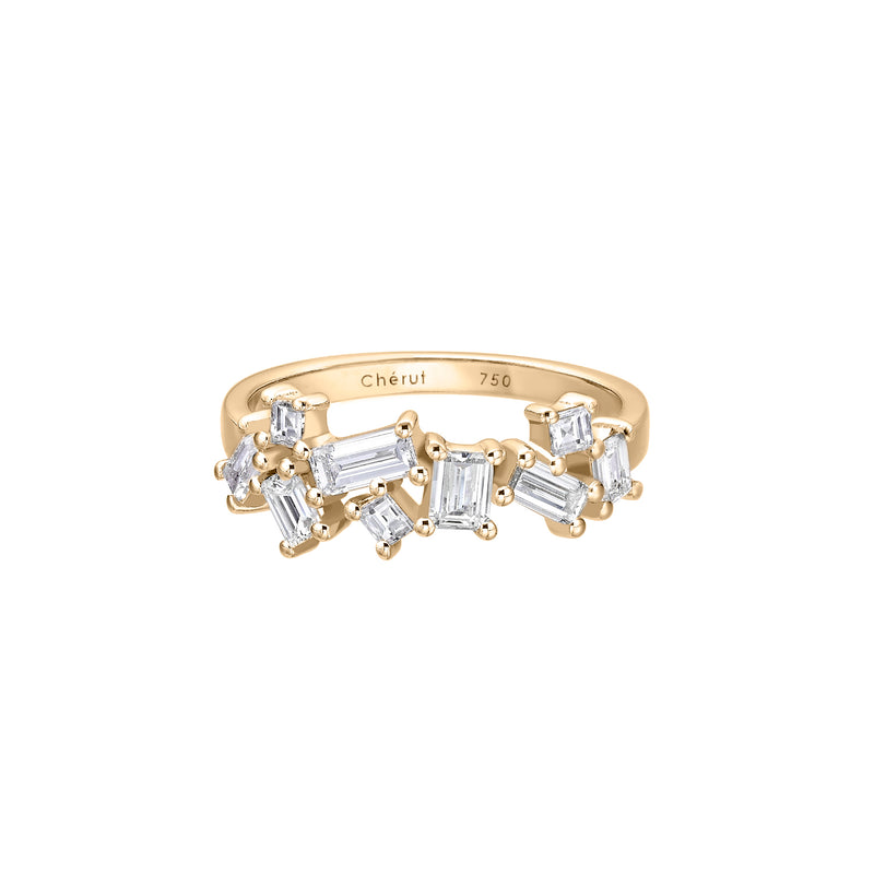 STARRY NIGHT DIAMOND RING