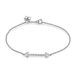 ARROW DIAMOND BRACELET - Chérut FINE JEWELRY