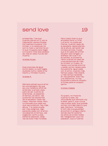 send love book