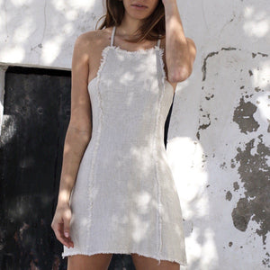 Basic Dress Natural Dress ALOHAS