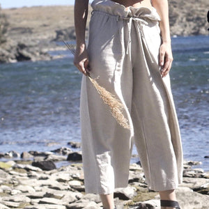 Basic Pants Natural Pants ALOHAS