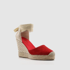 Clara by Day Red Sandal ALOHAS