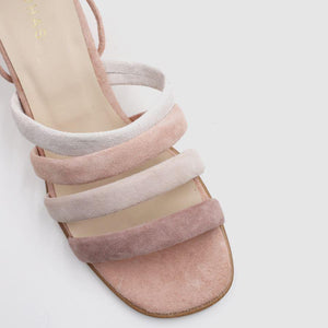 Letizia Shades of Pink Mule ALOHAS