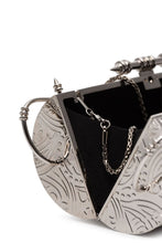 Load image into Gallery viewer, felucca embossed brass limited clutch