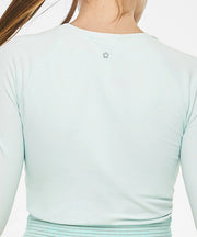 Twist Long Sleeve (Pad Type)