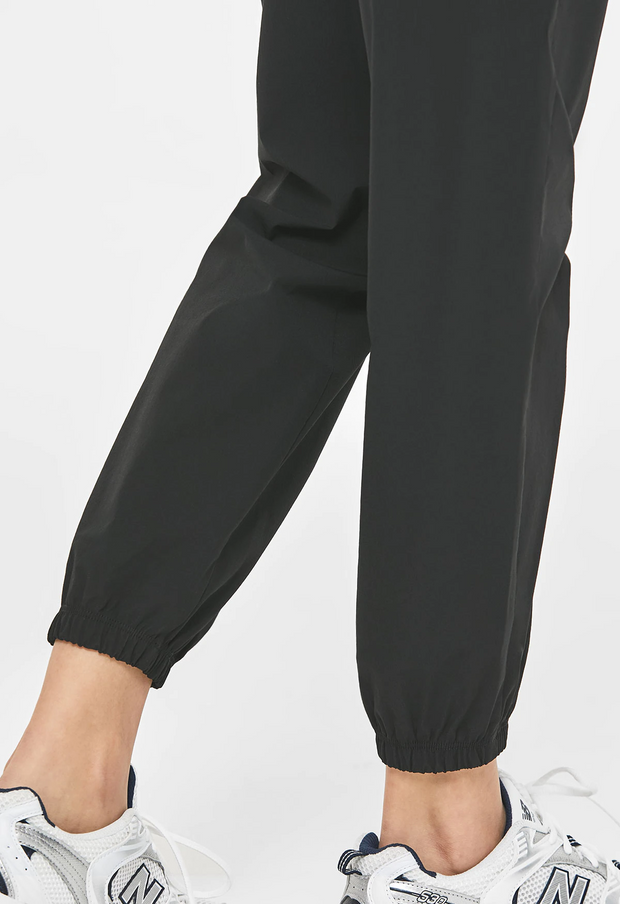 Sheer running jogger trousers