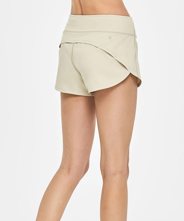 Movement short pants - Light Brown