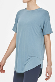 Comfort Cover Up Short Sleeve