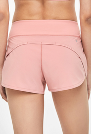 Movement short pants - Pink Clay