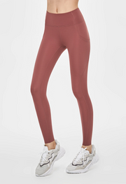 High Tempo No Cut Leggings