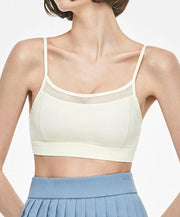 Adore Mesh Mix Short Bra Top