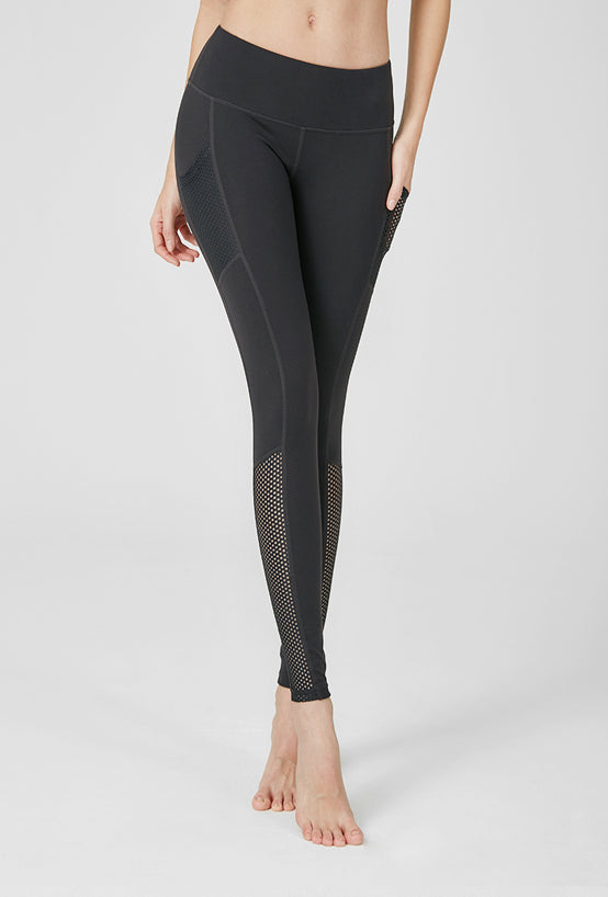 Fresh Up Mesh Leggings