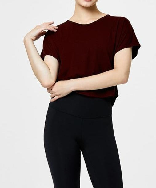 Charming Crop Sleeve