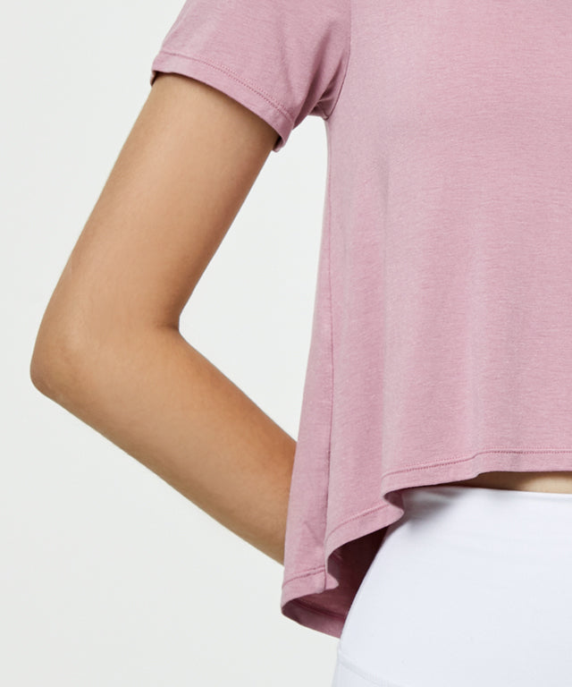 Cozy Crop Sleeve