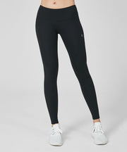 Bias Line Mesh Inset Leggings